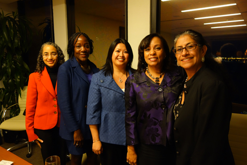 photo of women of color event