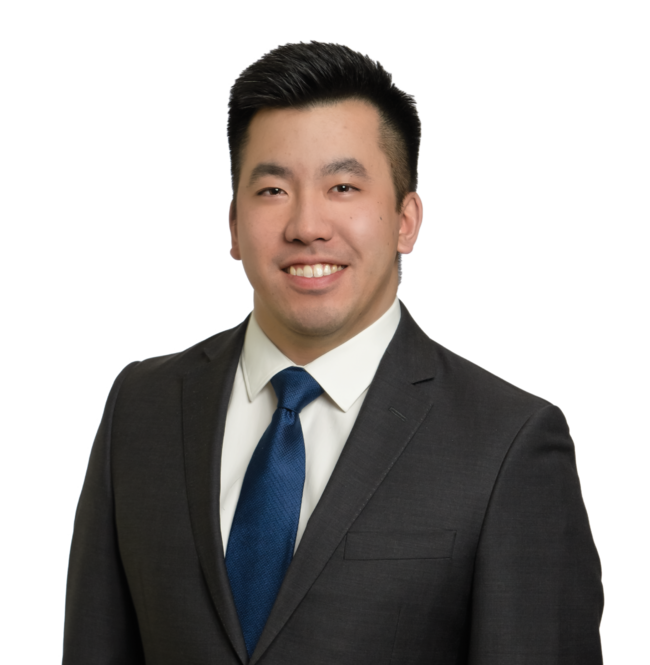 Frank Liu, Nossaman LLP Photo